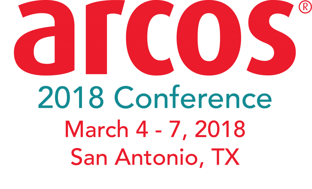 2018 ARCOS Conference Logo