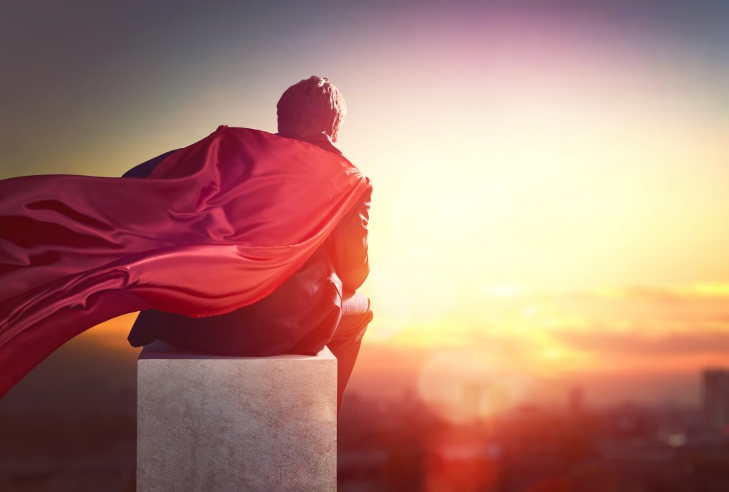 Sales Engaement Path - Be a Hero